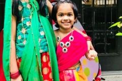 Aadhya5-years-Veda-9-years-2