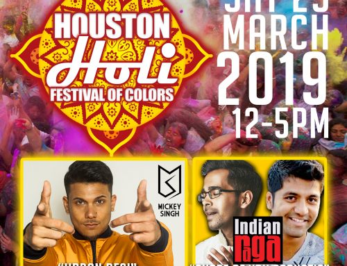 Houston Holi 2019