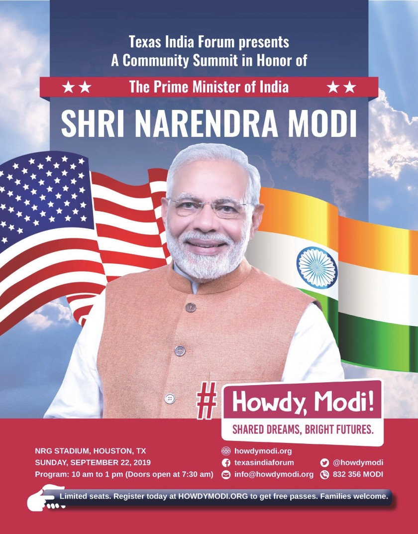 Modi 2019 in Houston