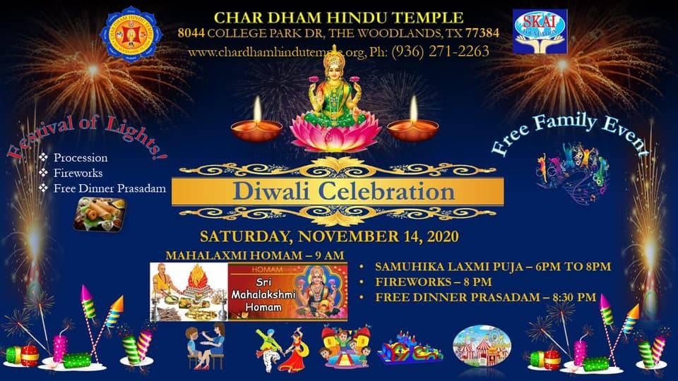 Chardham Diwali