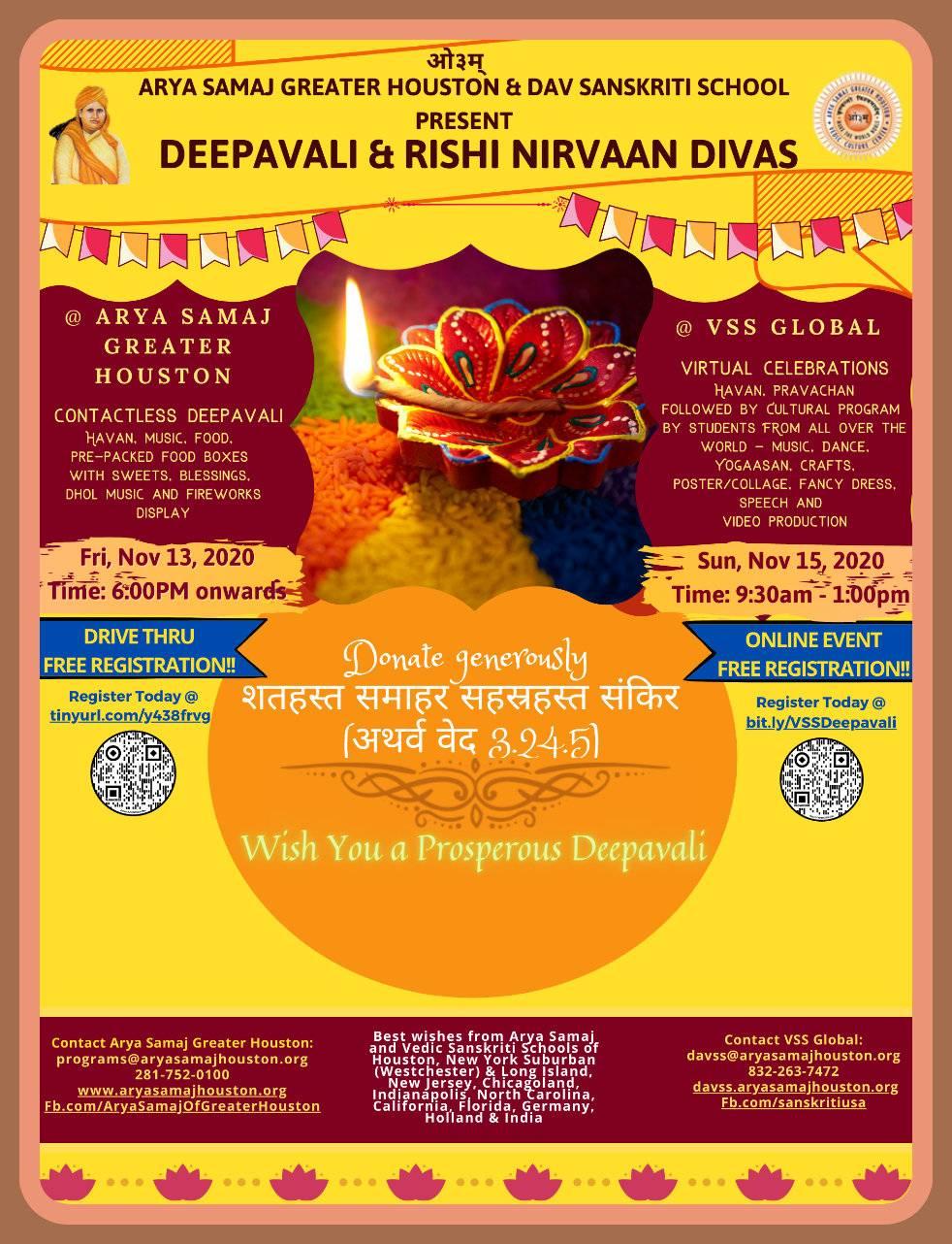 Deepavali Rishi Nirvaan