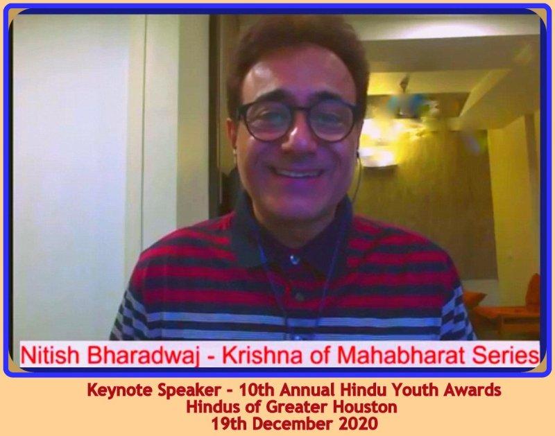 Nitish Bharadwaj Keynote speaker