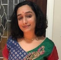 Anjali Aggarwal, HGH Intern