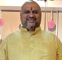 Hemant Jadhav, HGH Secretary